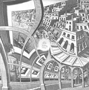 The Magical World of Escher  Constructing the Impossible